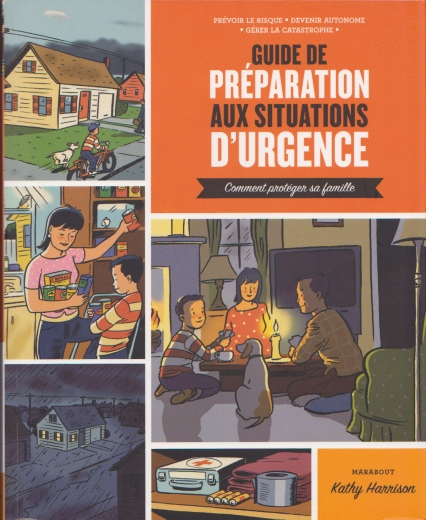 Guides, Editions Marabout, situations d'urgence